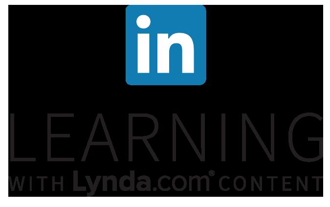 LinkedIn Learning Stacked Full Color Logo