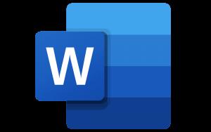 MS Word logo