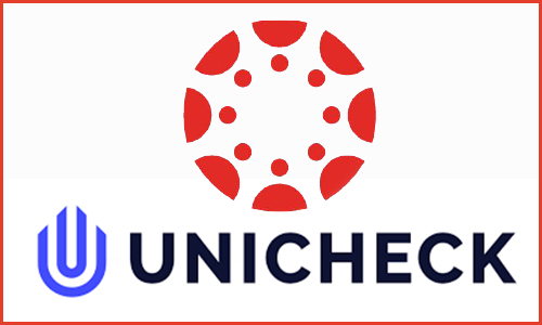Canvas and Unicheck logo