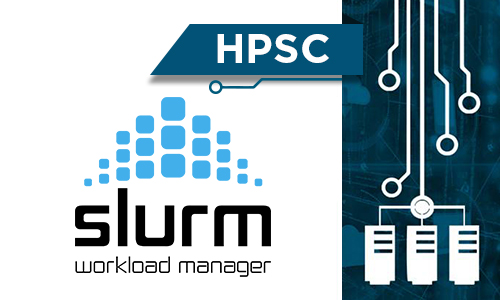 HPSC SLURM logo