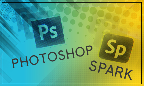 Photoshop and Spark workshops