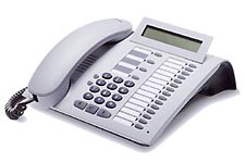 picture of advanced OptiPoint 500 telephone