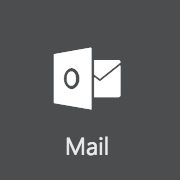 Office 365 Mail Icon