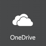Office 365 OneDrive icon