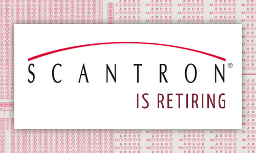 Scantron Is Retiring