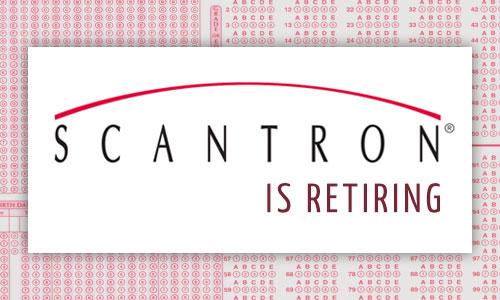Scantron Is Retiring