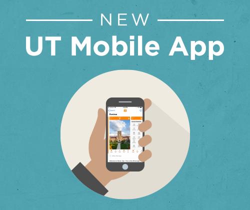 New UT Mobile App